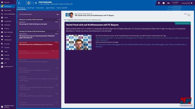 Screenshot - Football Manager 2019 (PC) 92577123