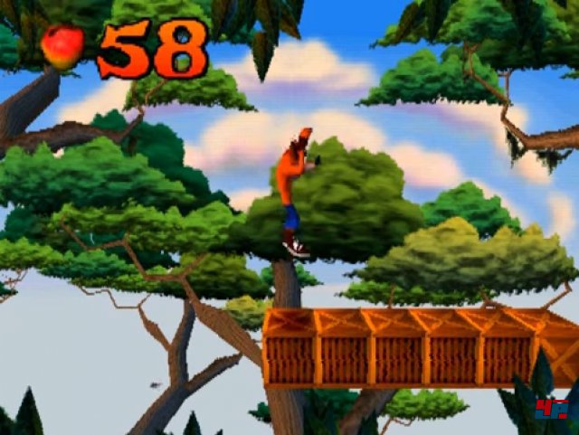 Screenshot - Crash Bandicoot (Klassiker) (PS)