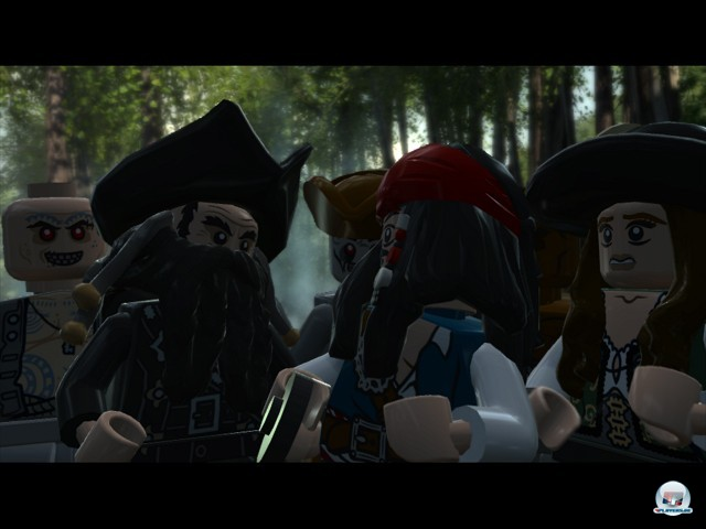 Screenshot - Lego Pirates of the Caribbean - Das Videospiel (360) 2221387