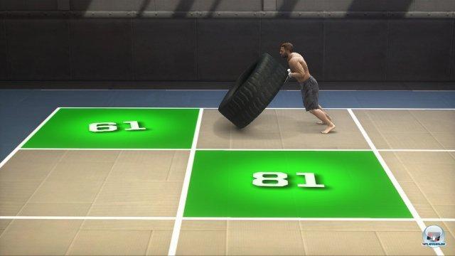Die Trainings-Minispiele bereiten stärker auf das Kampferlebnis vor als noch im Vorgänger.