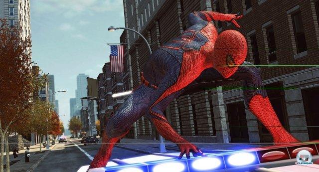 Screenshot - The Amazing Spider-Man (360) 2361577
