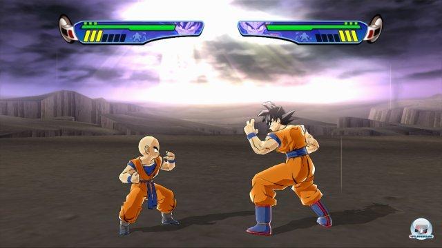 Screenshot - DragonBall Z Budokai HD Collection (PlayStation3) 2375382
