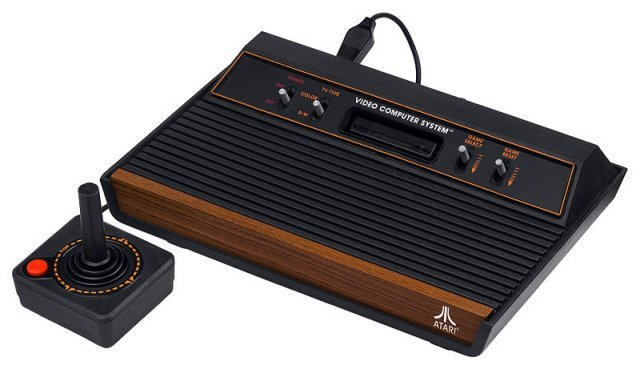 Meine erste Bekanntschaft mit Namcos Pac-Man machte ich auf dem Atari VCS.