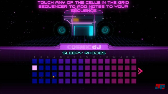 Screenshot - Cosmic DJ (PC)