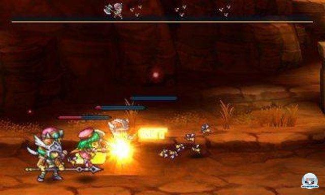 Screenshot - Brave Company (3DS) 2266962