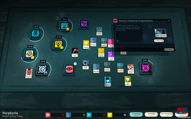 Screenshot - Cultist Simulator (PC)