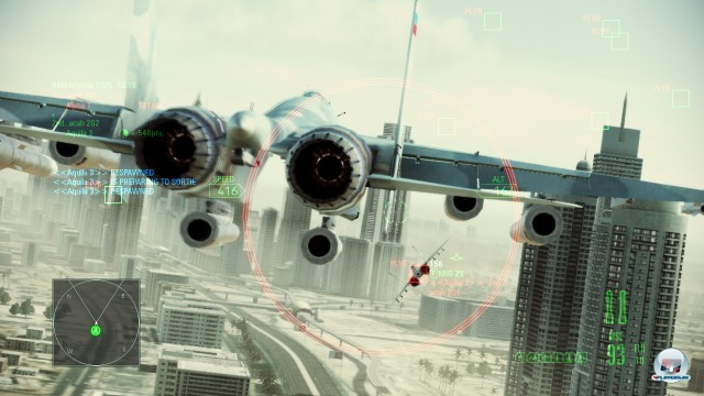 Screenshot - Ace Combat: Assault Horizon (360) 2249452