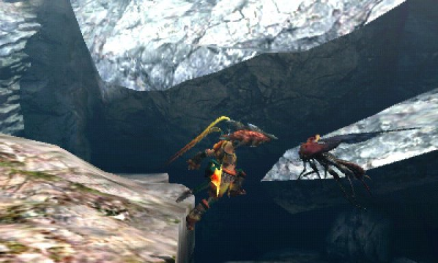 Screenshot - Monster Hunter 4 (3DS) 92398957