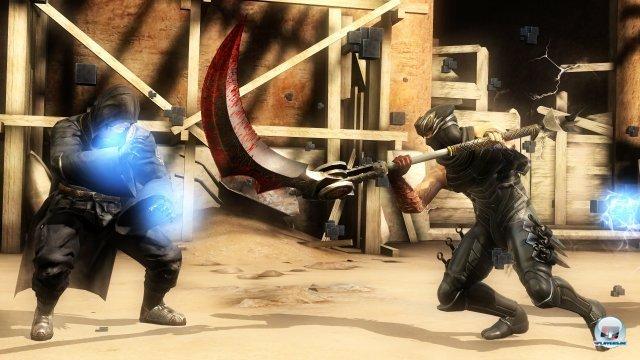 Screenshot - Ninja Gaiden 3 - Razor's Edge (Wii_U) 92416762