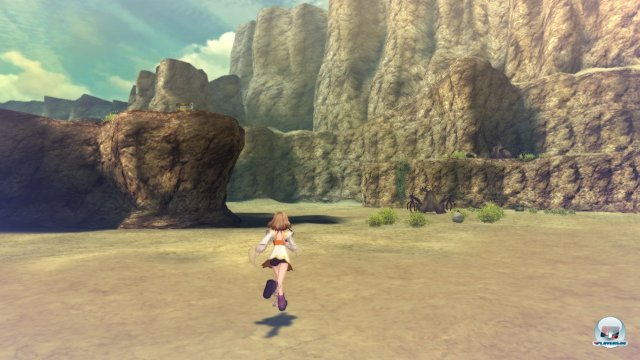 Screenshot - Tales of Xillia (PlayStation3) 92420252