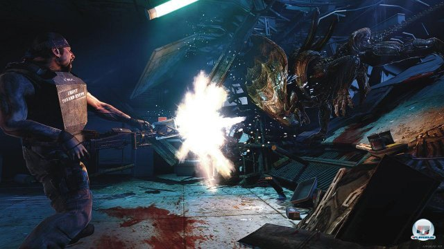 Screenshot - Aliens: Colonial Marines (360) 2283427