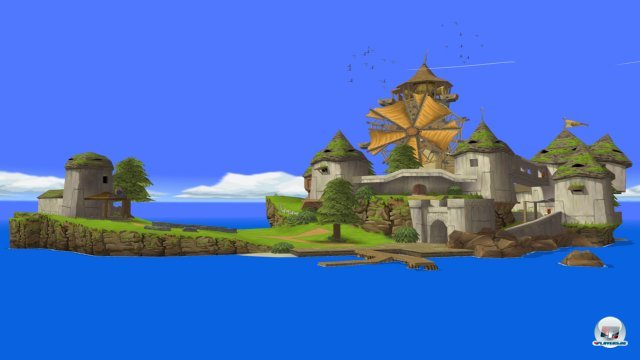 Screenshot - The Legend of Zelda: The Wind Waker (GameCube)