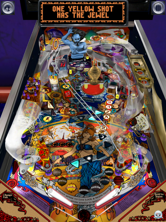 Screenshot - Pinball Arcade (iPad)