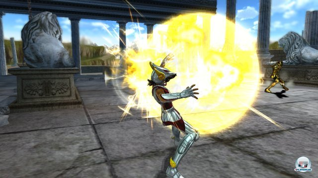 Screenshot - Saint Seiya: Sanctuary Battle (PlayStation3) 2265462