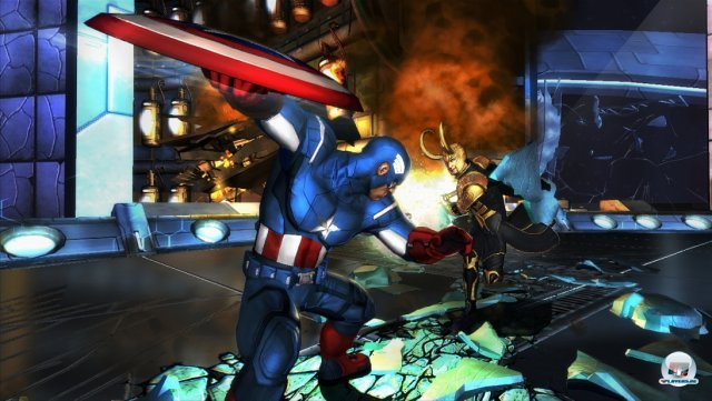 Screenshot - Marvel Avengers: Kampf um die Erde (360)