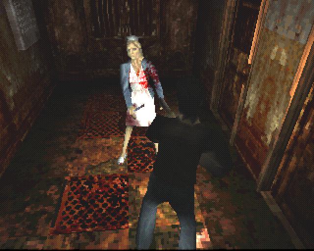 Screenshot - Silent Hill (PS) 92581668