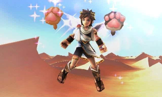 Screenshot - Kid Icarus: Uprising (3DS) 2330902
