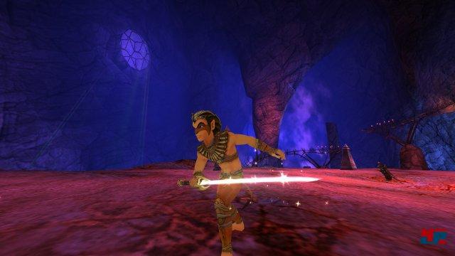 Screenshot - Sphinx und die verfluchte Mumie (Linux)