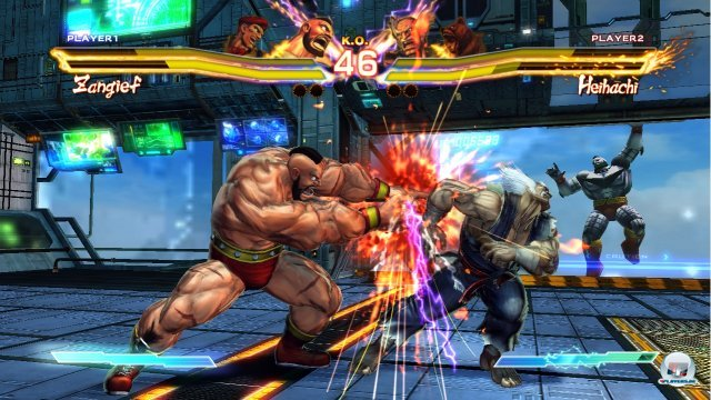 Screenshot - Street Fighter X Tekken (360) 2262702