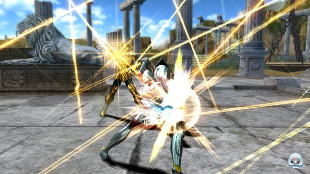 Screenshot - Saint Seiya: Sanctuary Battle (PlayStation3) 2265452