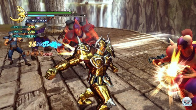 Screenshot - Saint Seiya: Sanctuary Battle (PlayStation3) 2265582