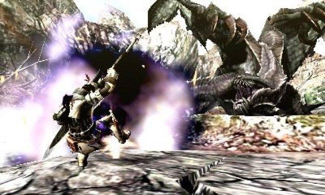 Screenshot - Monster Hunter 4 (3DS) 92420027