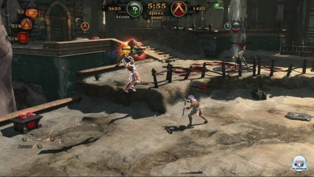 Screenshot - God of War: Ascension (PlayStation3) 92428742