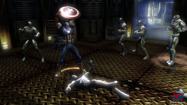 Screenshot - Marvel: Ultimate Alliance (PC) 92530056
