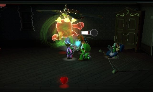 Screenshot - Luigi's Mansion 2 (3DS) 92457238
