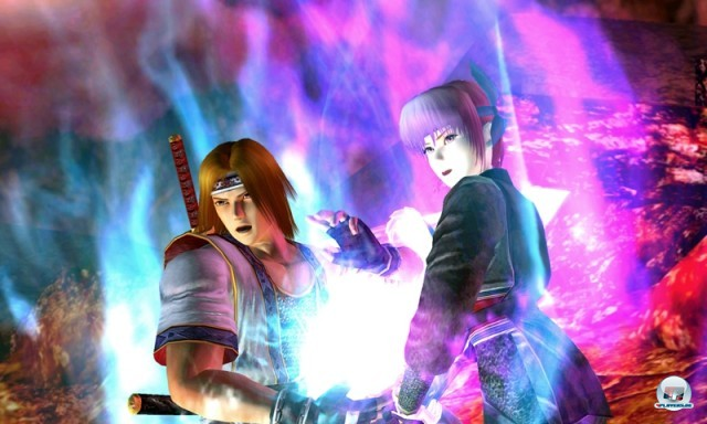 Screenshot - Dead or Alive: Dimensions (NDS) 2224287