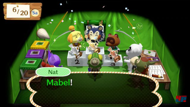 Screenshot - Animal Crossing: amiibo Festival (Wii_U) 92507445