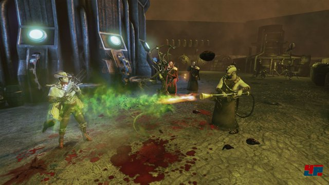 Screenshot - The Incredible Adventures of Van Helsing 2 (One)