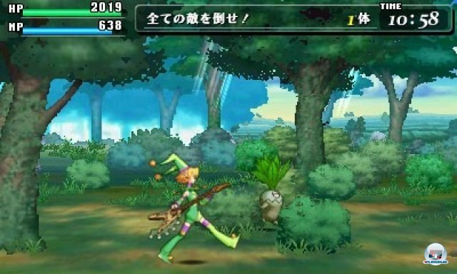 Screenshot - Code of Princess (3DS) 2282622