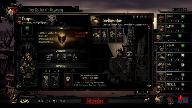 Screenshot - Darkest Dungeon (PC) 92518909