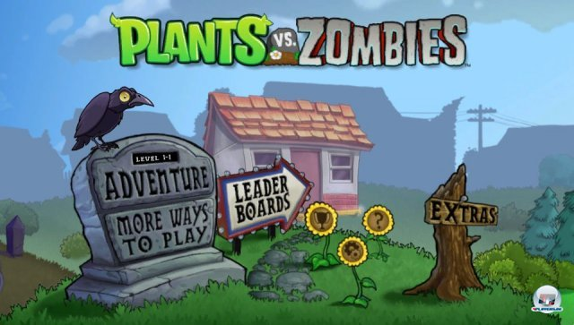Screenshot - Plants vs. Zombies (PS_Vita) 2314672