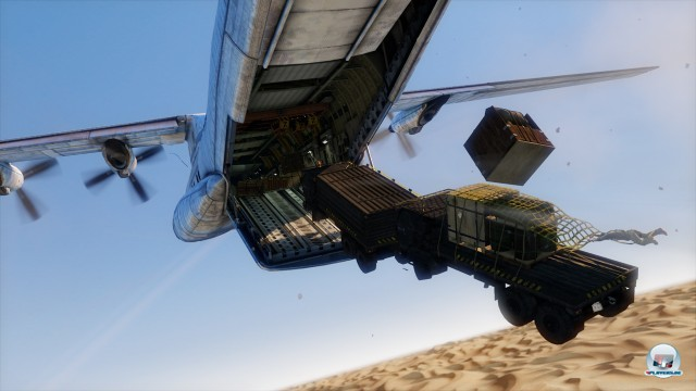 Screenshot - Uncharted 3: Drake's Deception (PlayStation3) 2245567