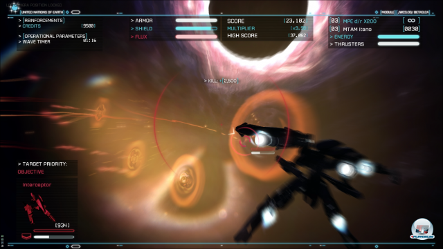 Screenshot - Strike Suit Infinity (PC)