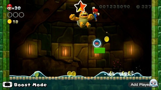 Screenshot - New Super Mario Bros. U (Wii_U) 92420502