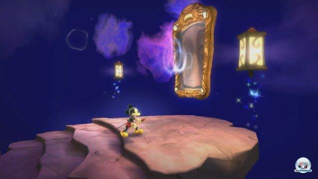 Screenshot - Micky Epic: Die Macht der 2 (PS_Vita)