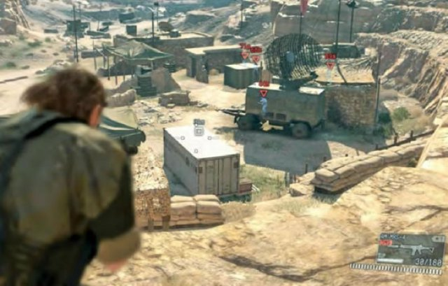 Screenshot - Metal Gear Solid 5: The Phantom Pain (360) 92506020