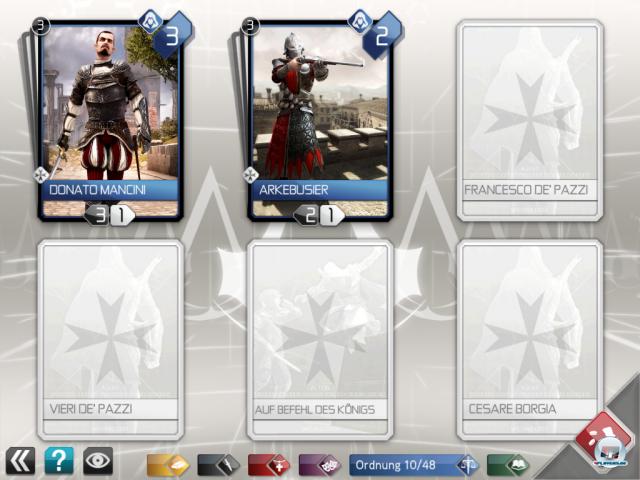 Screenshot - Assassin's Creed Recollection (iPad) 2328447