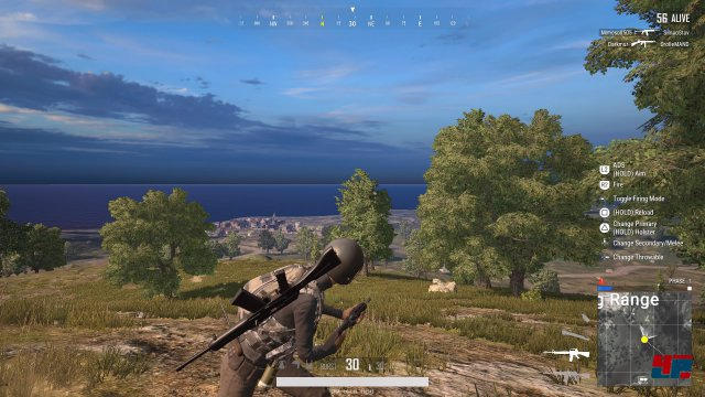 Screenshot - PlayerUnknown's Battlegrounds (PlayStation4Pro)