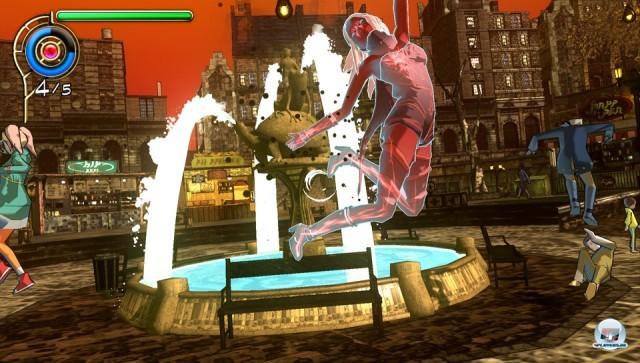 Screenshot - Gravity Rush (PS_Vita) 2248017