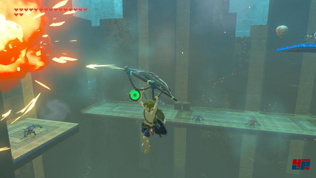 Screenshot - The Legend of Zelda: Breath of the Wild - Die legendären Prüfungen (Switch) 92547969