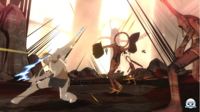 Screenshot - El Shaddai: Ascension of the Metatron (360) 2226727