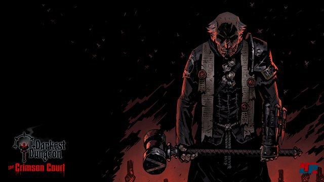 Screenshot - Darkest Dungeon: The Crimson Court (Linux)