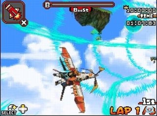 Screenshot - Solatorobo - Red the Hunter (NDS) 2223707