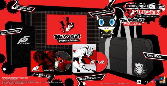 Screenshot - Persona 5 (PS3)
