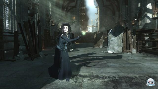 Screenshot - Harry Potter und die Heiligtümer des Todes - Teil 2 (360)