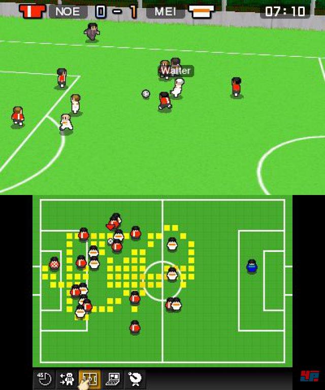 Die Match-Darstellung hat ihren Charme, doch mit dem Zwang, sich die kompletten Partien anschauen zu m�ssen, verfliegt der Reiz zu schnell.